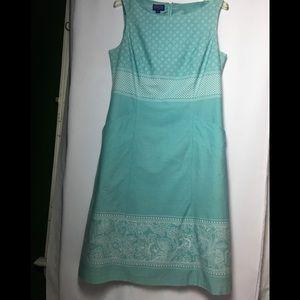 Pendleton A-Line Midi Dress